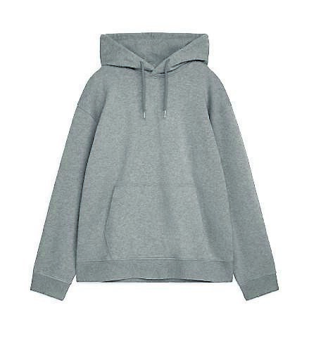 A relaxed heavyweight hoodie from ARKET.