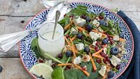 Derval O'Rourke: My ultimate superfood salad to boost gut health