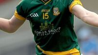 Burke is Meath's only change