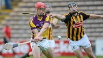 Knee injury sidelines Wexford's Lee Chin