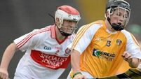 Antrim dominate Ulster hurling final