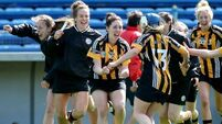 Cats squeeze into camogie decider