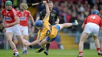 Rebels dump Clare out of Munster