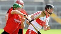 Down fight past Derry in semi replay
