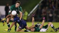 Ireland take big lead into second test against Australia