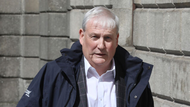 <p>Terence Morgan: ESB employee saw decision on fall overturned by Court of Appeal yesterday. File picture: Collins Courts</p>
