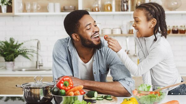 A healthy diet is a good way to stave off diabetes and other ailments.