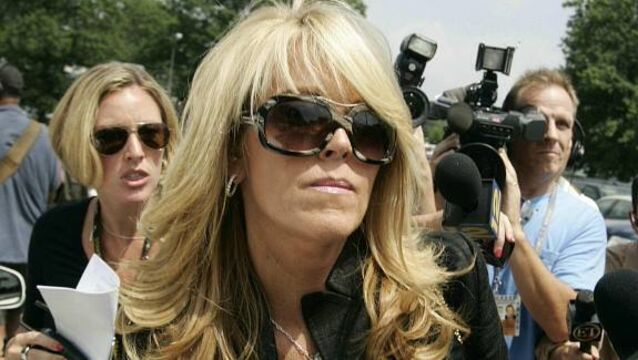 Lohan's mother pleads not guilty
