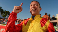 Dettori up against it in Germany