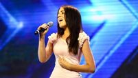 Dubliner sings for the roof over head on tonight's X-Factor