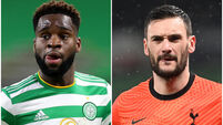 Football rumours: Hugo Lloris linked with PSG; Arsenal interest in Celtic's Odsonne Edouard