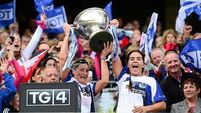 Late penalty brings ladies intermediate football title to Cavan