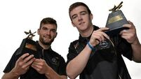 O'Shea and Kelly scoop Player of the Month awards