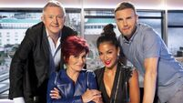 X-Factor contestants literally can't stand the heat