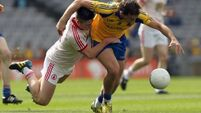 Tyrone stage storming finish