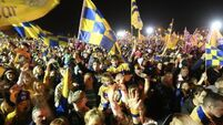30,000 welcome Clare hurlers home