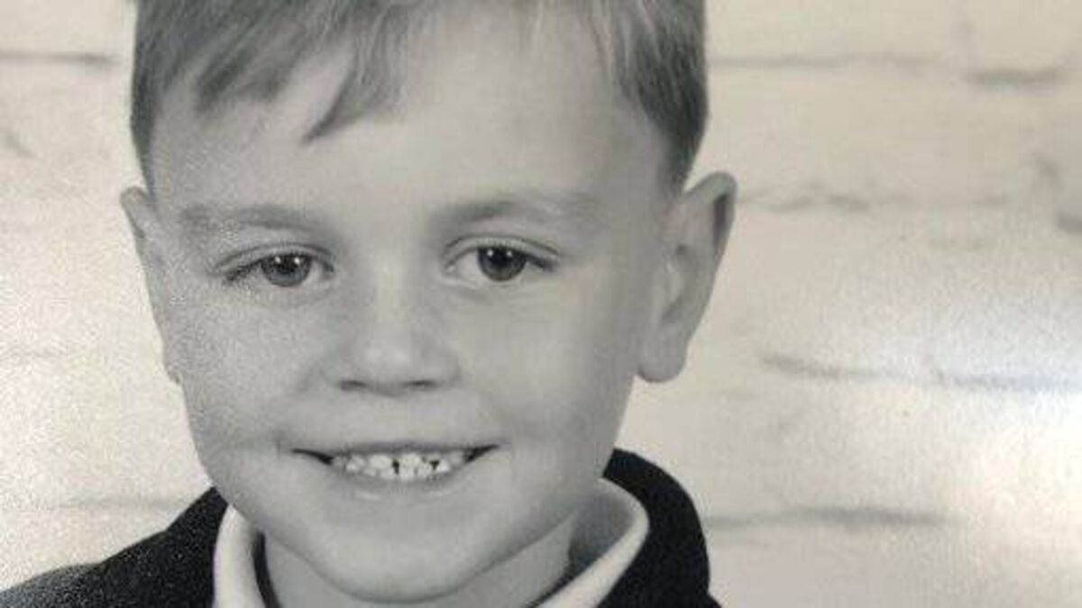 Five-year-old hospitalized with Covid-linked-illness