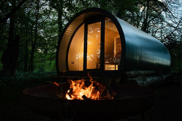 Camp, but in luxury with Further Escape.