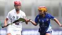 Kildare endure heavy rain to capture camogie crown