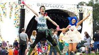 Day-by-day breakdown for Electric Picnic released