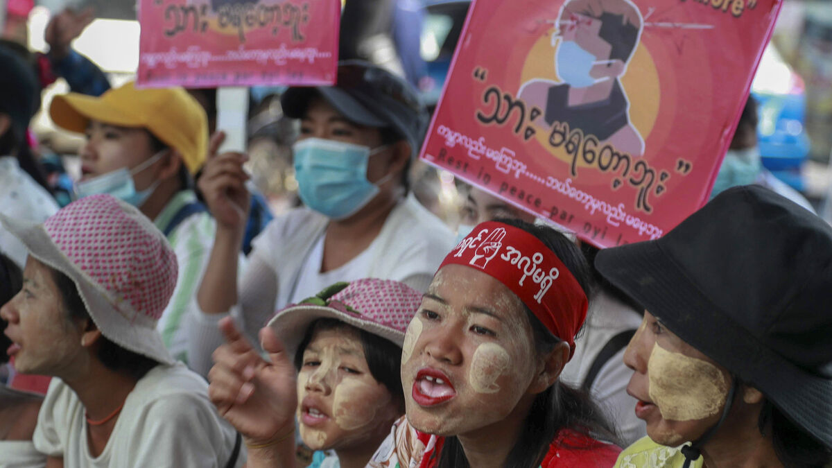 more-myanmar-protests-follow-strike-as-international-concern-grows