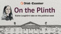 Elaine Loughlin: Housing minister eyes spotlight - but finds himself in firing line