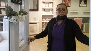 Beauty salon that reopened in breach of Level 5 restrictions ordered to close