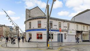 Trendy bar, The Roundy, is up for auction with a €650,000 price