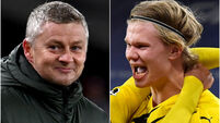 Manchester United boss Ole Gunnar Solskjaer 'keeps in touch' with Erling Haaland