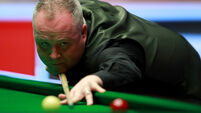 John Higgins file photo