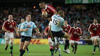 Zebo makes storming debut as Lions record another convincing win