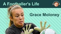 Podcast: A Footballer's Life with Grace Moloney - 'It's always been Ireland'