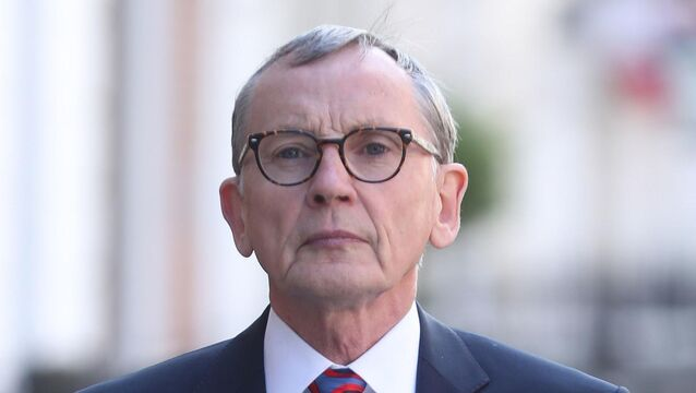 <p>Dr Gabriel Scally said he was surprised that the Department of Health had said his involvement with CervicalCheck was at an end. 	Picture: Niall Carson/PA Wire</p>