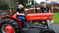 Can Tomás Ó Sé and a vintage Massey Ferguson pull Garnish GAA club out of a hole?