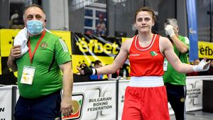 Woe for Michaela Walsh but medals for Aoife O'Rourke and Brendan Irvine