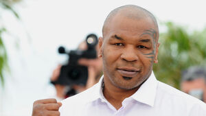 Mike Tyson comes out swinging against planned TV series on his life and career
