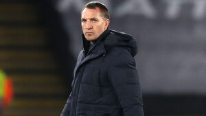 'It's my responsibility': Brendan Rodgers takes blame for Leicester's Europa League exit