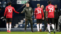 West Bromwich Albion v Manchester United - Premier League - The Hawthorns