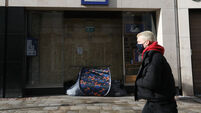 'Spiralling' levels of homelessness, in particular among single adults