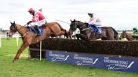 Acapella Bourgeois surprises trainer Willie Mullins with Bobbyjo Chase success at Fairyhouse