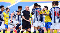 West Bromwich Albion v Brighton and Hove Albion - Premier League - The Hawthorns