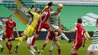 Celtic v Aberdeen - Scottish Premiership - Celtic Park
