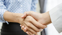 Dr Colm Henry: Handshakes 'beyond resuscitation' in post-Covid world