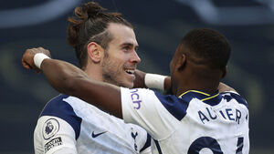 Gareth Bale scores twice as Jose Mourinho fields star front three together
