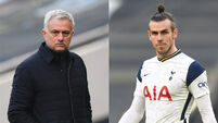 Jose Mourinho says Gareth Bale is 'better than ever' after he batters Burnley