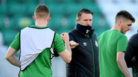 Shamrock Rovers v Cork City - Pre-Season Friendly