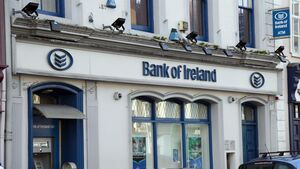 Bank of Ireland to close over 100 branches