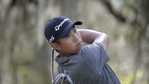 Collin Morikawa pays fitting tribute to Tiger Woods with victory in Florida