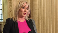 Michelle O'Neill: Northern Ireland being dragged out of EU into a 'little Englander nightmare'