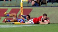 Two tries for BOD as Lions push Force aside